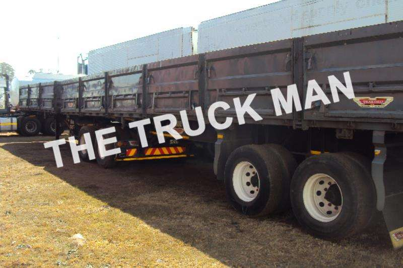 Trailord Dropside SUPERLINK Trailers