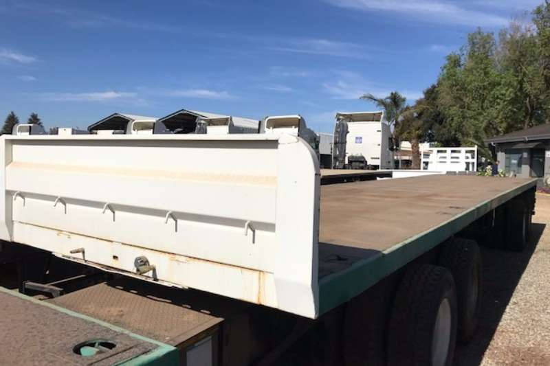 Trailord Flat deck Superlink Flatdeck Trailer Trailers