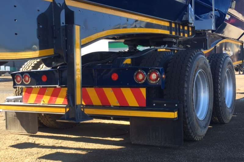 Trailord Grain carrier 45 Cube 36.5 Ton Payload   Specified for Maize and Trailers
