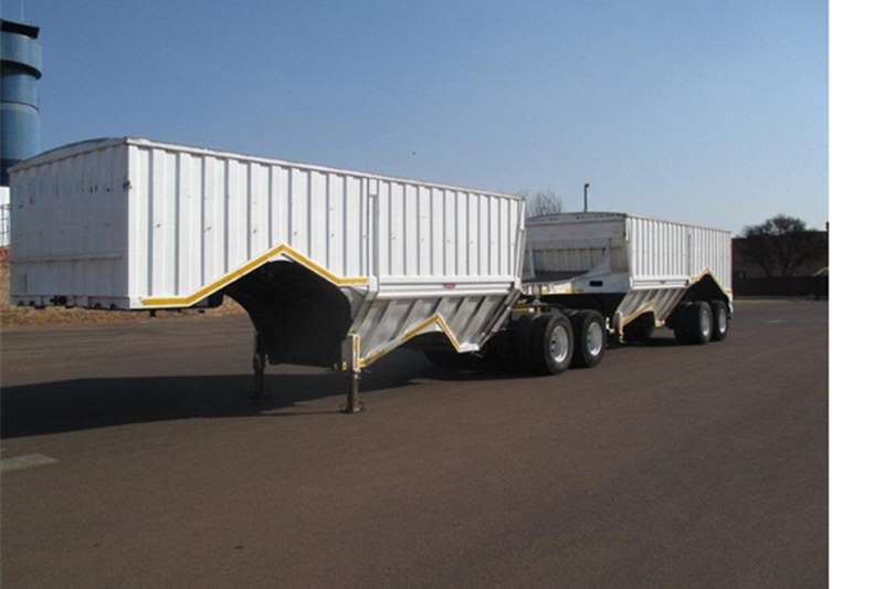 Trailers Trailord Grain Carrier Trailord Grain Link 2003