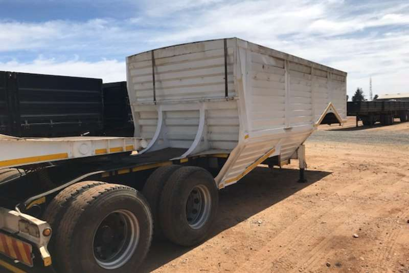 Trailord Interlink Interlink Bottom Dumper Trailer Trailers