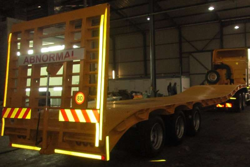 Trailord Lowbed 13.5M Lowbed Trailers