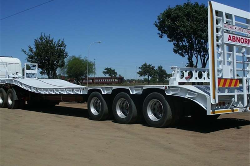 Trailord Lowbed Crankdeck Lowbed 15.4M Trailers