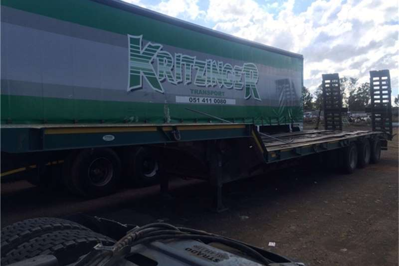 Trailord Lowbed Top Trailer  Trailers