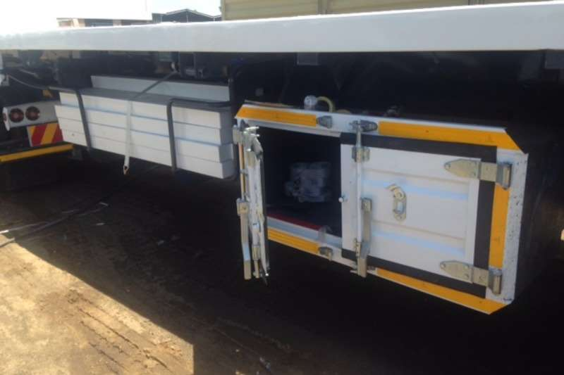 Trailord New 2016 Flat deck 6/12 Interlink Trailers