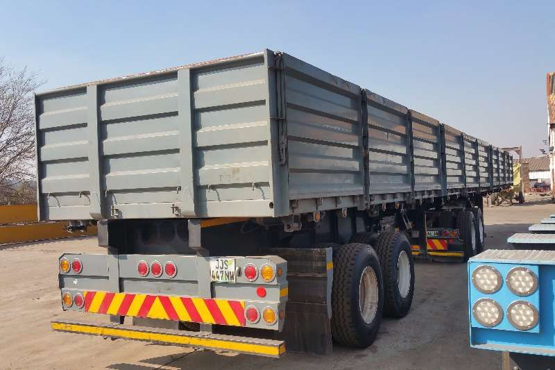 Trailord Side tipper Drospide Side Tipper Trailers