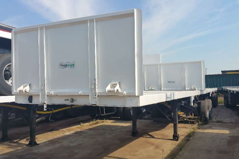 Trailstar Superlink Flatdeck Superlink Trailers