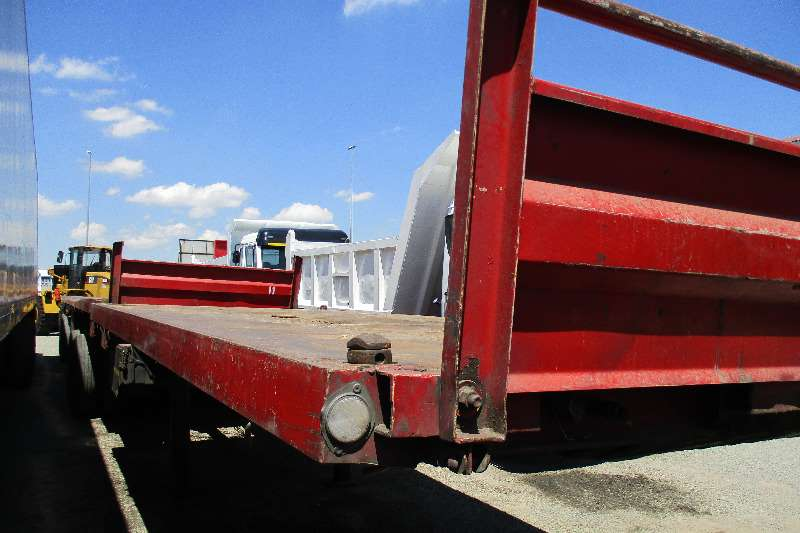 UBT 6x12 m S/Link Trailers