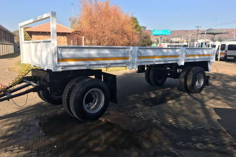 UBT Drawbar Trailers
