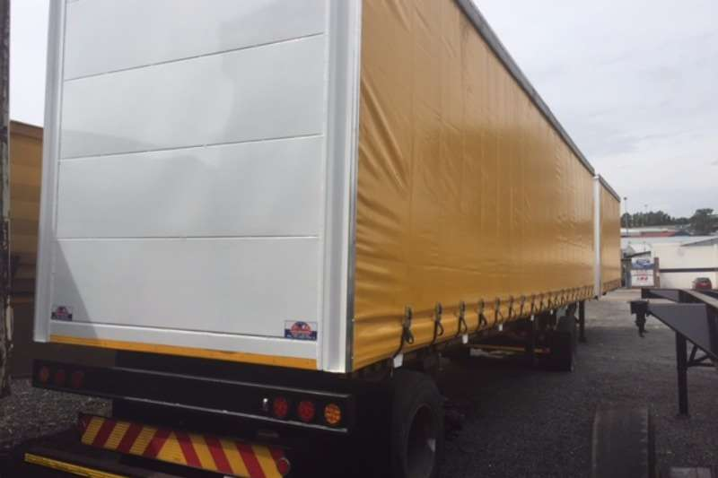 UBT Tautliner NEW Trailers