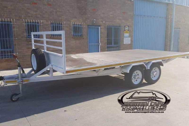 Western Cape Trailer Custom Flat Deck Trailers Trailers