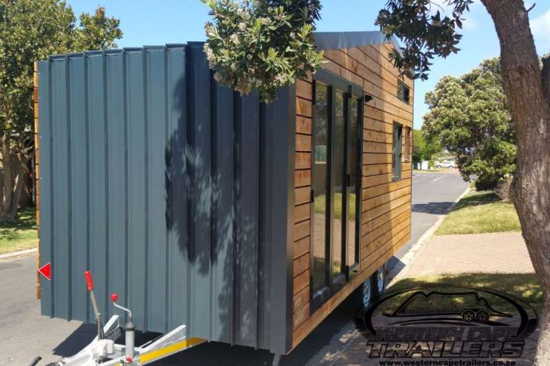 Western Cape Trailer Custom Mobile Tiny House Trailers Trailers