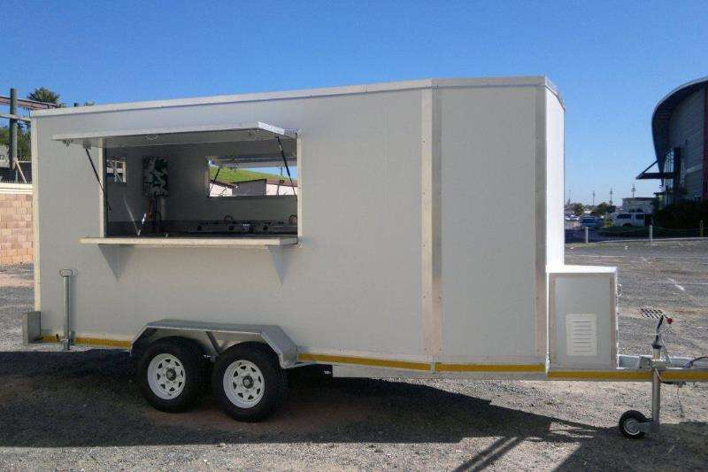 Western Cape Trailer Custom Prima Food Trailers Trailers