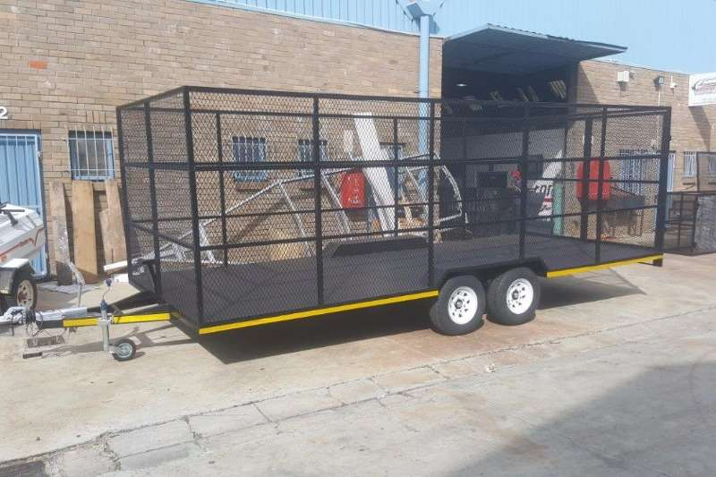 Western Cape Trailer Custom Recycling Trailers Trailers