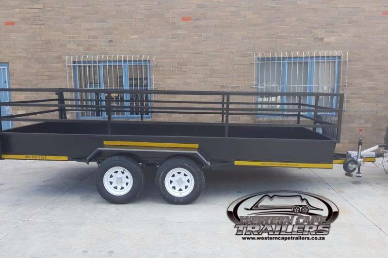 Trailers Western Cape Trailer Custom Rubble Removal Trailers 2017