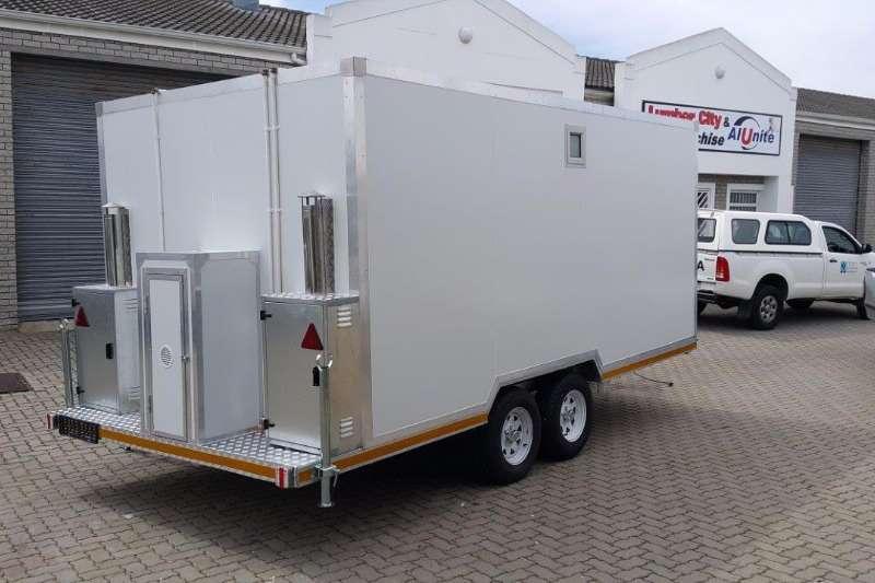 Western Cape Trailer Custom Site Office Trailers Trailers