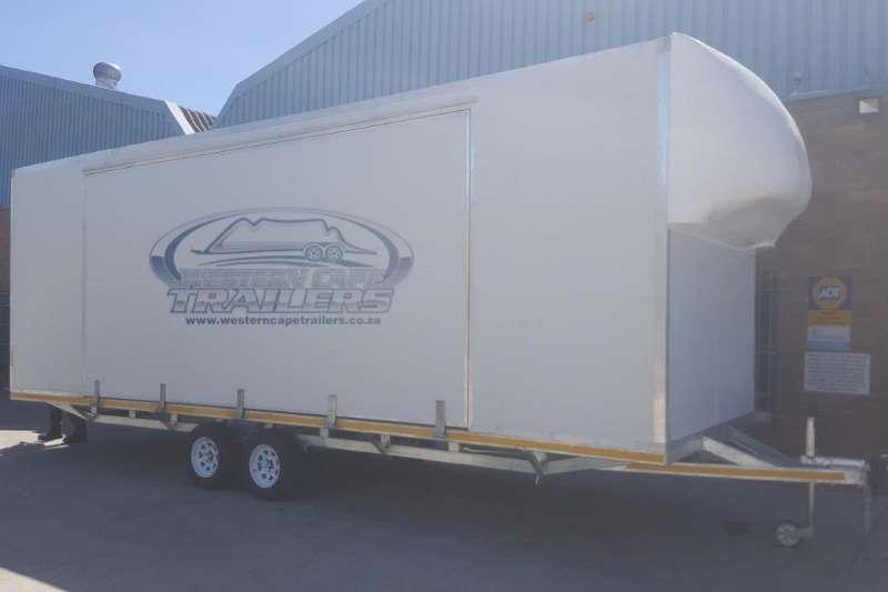 Western Cape Trailer Custom Stage Trailers Trailers