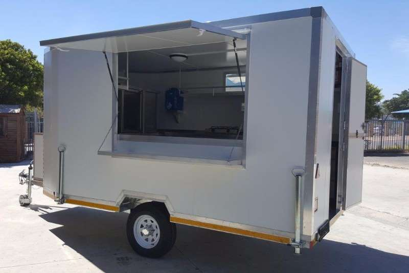 Western Cape Trailer Custom Superior Food Trailers Trailers