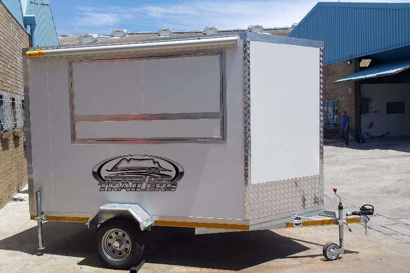 Western Cape Trailer New Inter Food Trailers Trailers