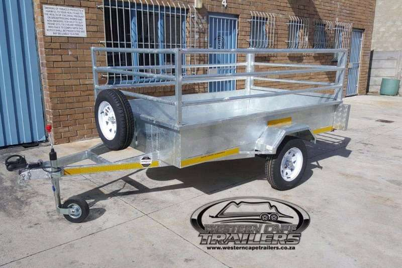 Trailers Western Cape Trailer New Inter Utility Trailers 2017