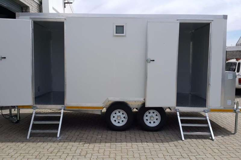 Western Cape Trailer New Supreme Site Office Trailers Trailers