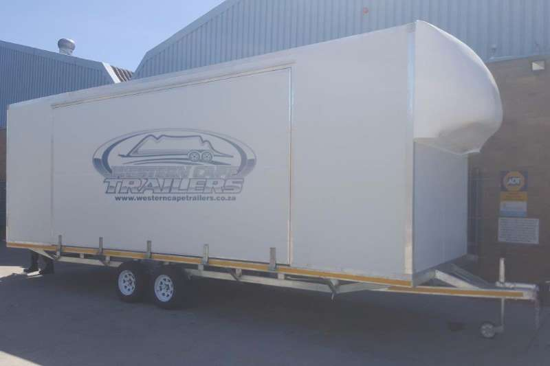 Western Cape Trailer New Supreme Stage Trailers Trailers