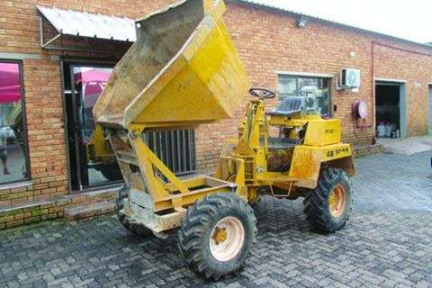 Asiawing Winget 4x4 Dumper Truck