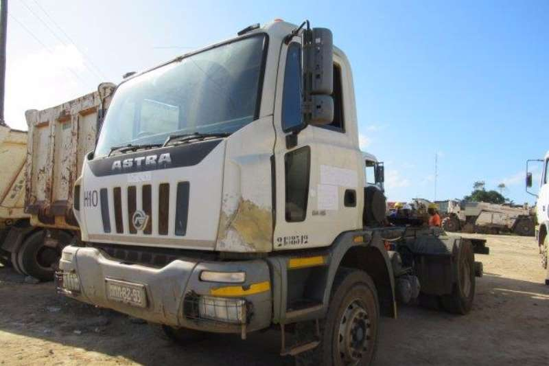 Astra Chassis cab Astra HD8, 64.45 Mechanical Horse Truck