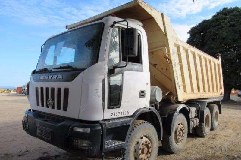 Truck Astra Tipper Astra HD 84.45, Left Hand Drive Tipper Truck 0