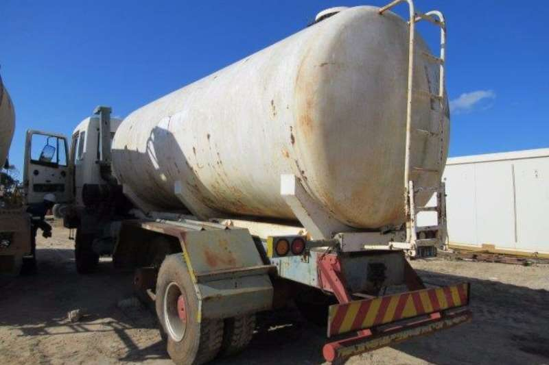 Astra Water tanker Astra HD 66438A, Left Hand Drive Tanker Truck Truck