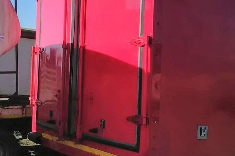 Kingtec Refrigerated body Kingtec Truck bodies