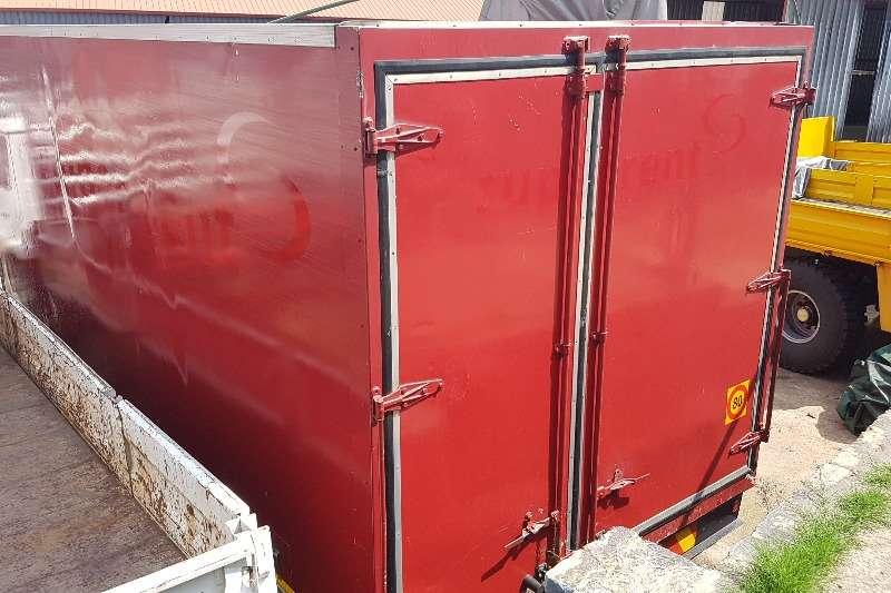 Kingtec Refrigerated body TRANSFRIDGE MT450 Truck bodies
