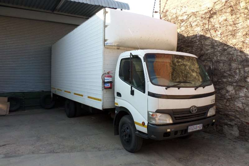 PLEASE NOTE  BODY ONLY 6 meter Van Body Truck bodies