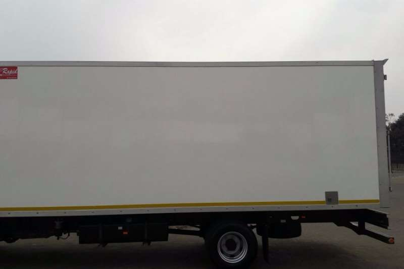 Refrigerated body Insulated Van Body Truck bodies