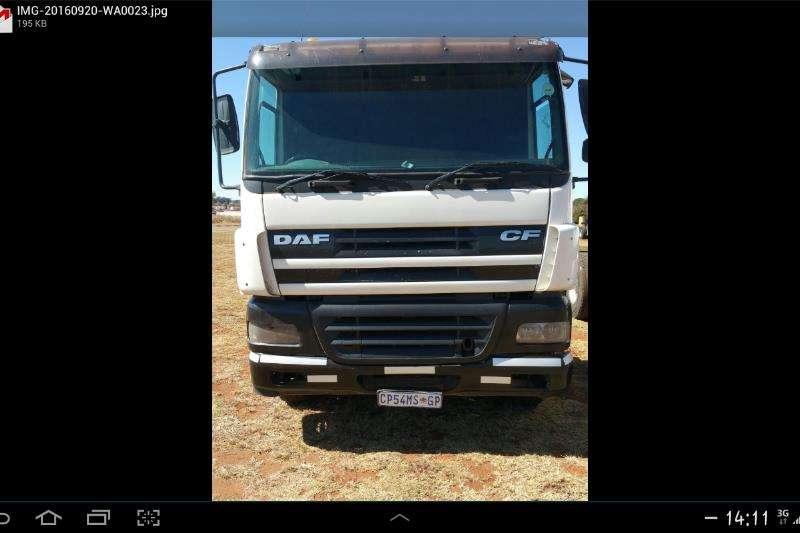 Truck DAF Daf cf 85 430Hp 6x4 0
