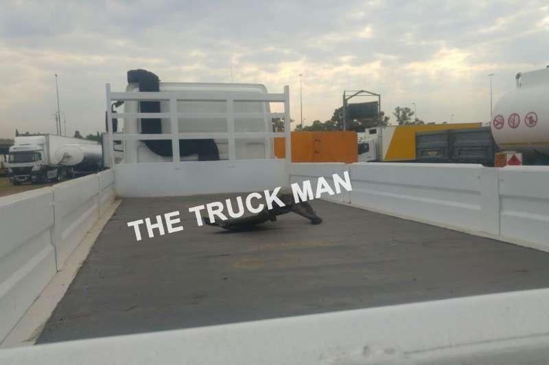 DAF Dropside XF 85.430 Truck