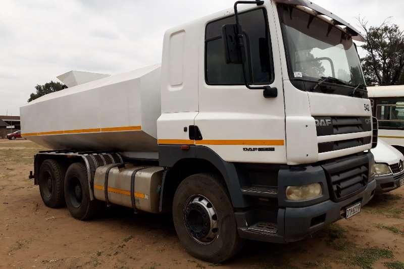 Truck DAF Water Tanker 430 CF (18000L) 2004
