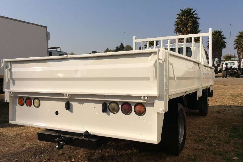 Dropside Daihatsu 3.5Ton Dropside Truck