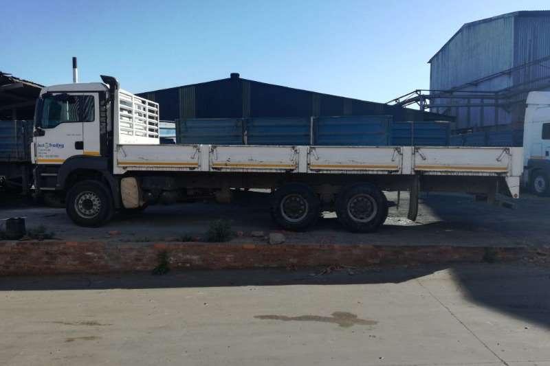 Dropside DROPSIDE BIN FOR DUBBLE DIFF TRUCK Truck