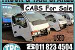 Truck ERF Chassis cab ES6/180 - Used Replacement CAB 0