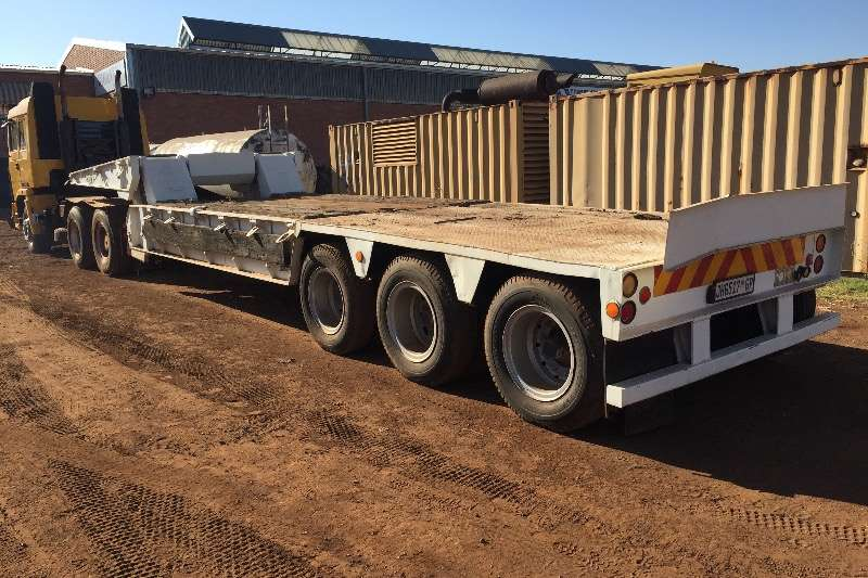 ERF Other ERF 480 TRUCK Truck