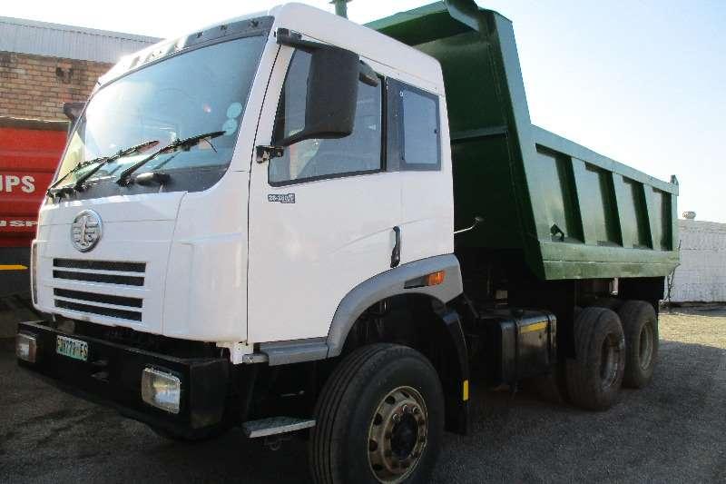 FAW 28-280 tipper 10m Truck