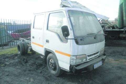 FAW CA 9-40- Stripping for parts Truck