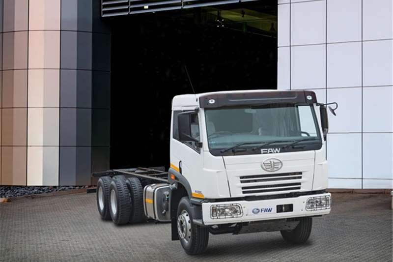 FAW Chassis cab 28.330FL - Chassis Cab Truck
