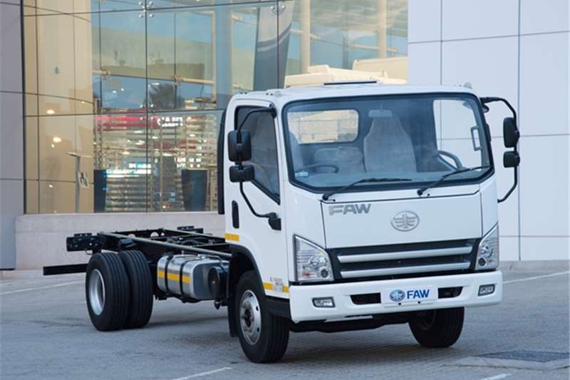 FAW Chassis cab 8.140FL - New Chassis Cab Truck