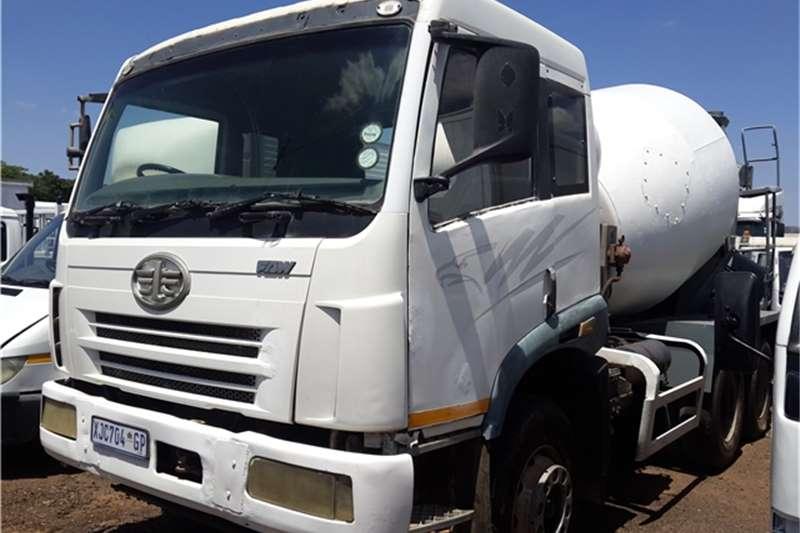 FAW Concrete mixer 33-330 CONCRETE MIXER Truck