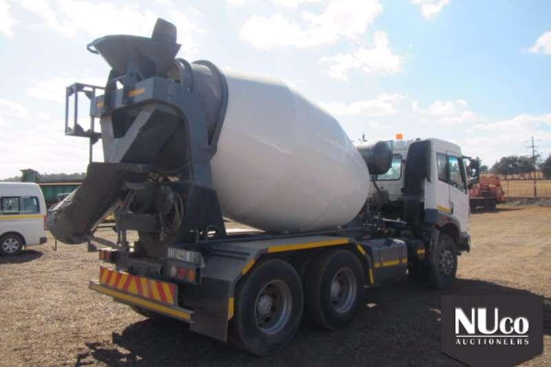 FAW Concrete mixer FAW 33.330 6cube Concrete mixer 289806km FZG440EC Truck