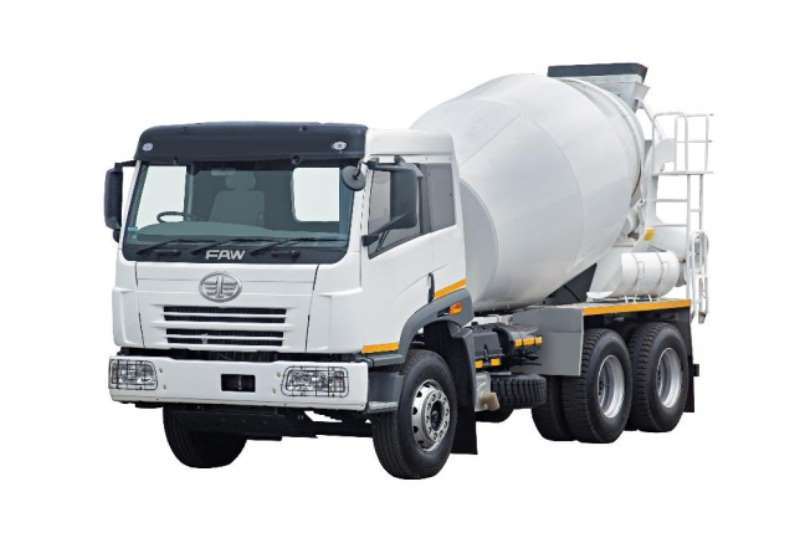 Truck FAW Concrete Mixer FAW 33.330FC 6Cube MIxer 2017