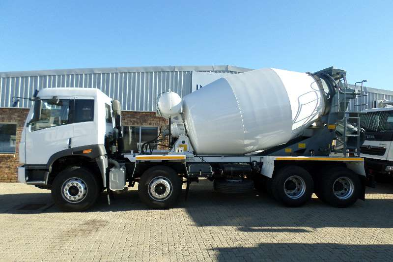 FAW Concrete mixer FAW 35.340FC 8cube complete mixer Truck