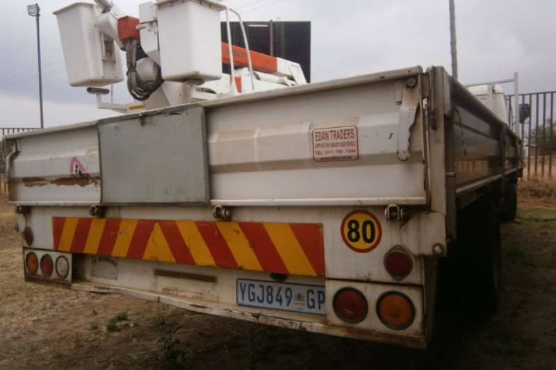 FAW Dropside 15 180 FCS Truck